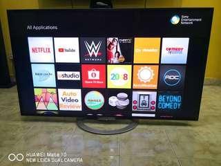 Sony Bravia 55in Smart Tv 3D Led Full Hd