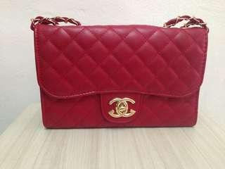 Chanel Sling Gred 3A