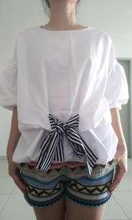 Stylish White Blouse