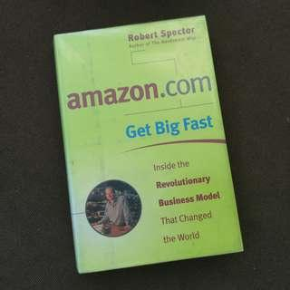 Amazon.com Get Big Fast by Robert Spector