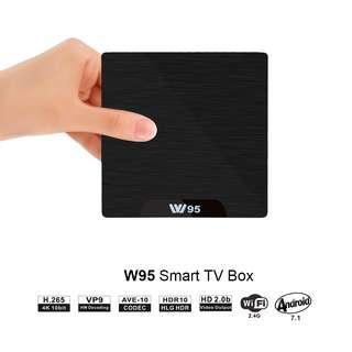 S905W TV Box Android 7.1 2.4G WiFi Quad Core Box Media Player 1GB + 8 GB