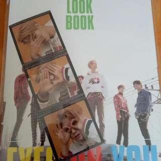 Got7 Lookbook And Sticker