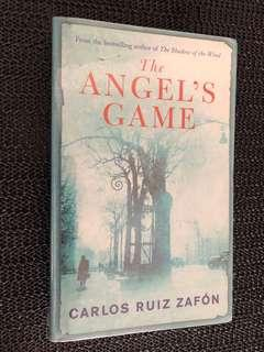 the angels game by carlos ruiz zafon