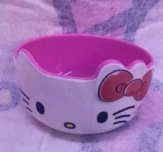 Hello kitty bowl