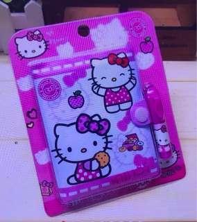 Hello Kitty Notepad