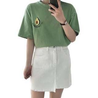 🚚 [po] avocado shirt