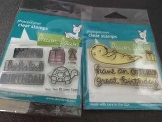 lawn fawn stamps set