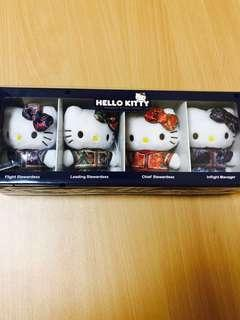 🚚 FAST DEAL 🌟 Singapore Girls Hello Kitty Collection Box Set
