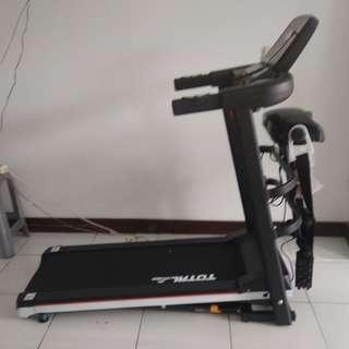 Treadmil multi fungsi - Treadmil TL-607