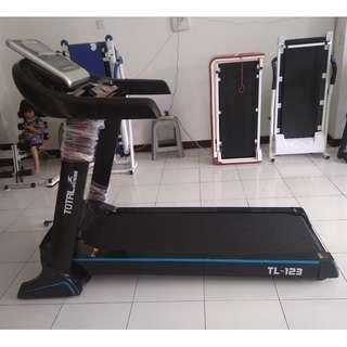 Treadmil Elektrik Auto Incline - Alat Olahraga Lari TL-123