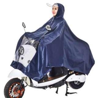 Scooter raincoat suit