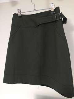 Olive Cue Skirt