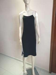 Sporty midi dress