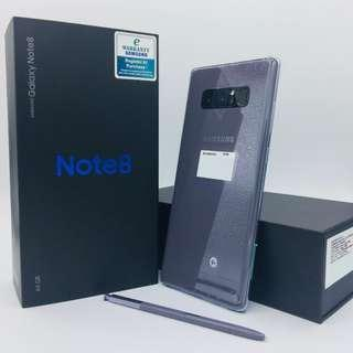 Gadgets - Samsung Galaxy Note 8 - 64GB (Orchid Gray colour)