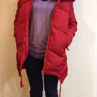 韓版羽絨外套