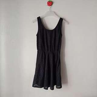 Cotton On Lace Black Dress