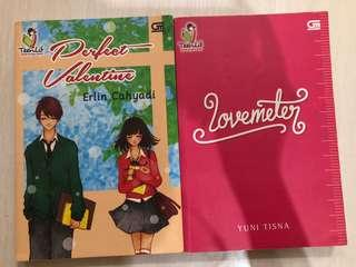 Lovemeter and Perfect Valentine by Erlin Cahyadi