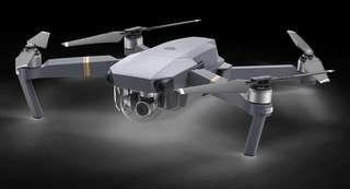 AWESOME BUNDLE DEAL DJI MAVIC PRO FLY MORE COMBO WITH ADDS ON LIKE SANDMARC FILTER AND MONITOR HOOD