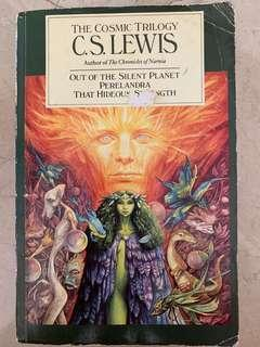 The Cosmic Trilogy by CS Lewis