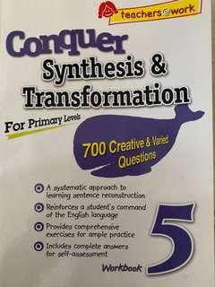 English Conquer Synthesis & Transformation 5
