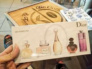 Dior Set Perfumes