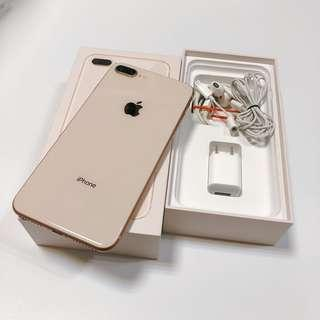 iPhone 8 Plus 256g good condition with complete accessories