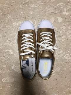 Lacoste woman shoe