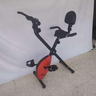 X-Bike Sandaran - Sepeda Statis