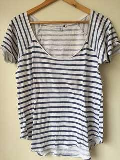 Cotton On Stripe Tee