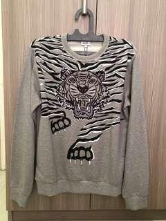Kenzo sweater GEO TIGER (Terbaru) Brand new, 1000% ORI, bukan marcelo burlon, givenchy, bape