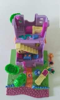 Polly Pocket 1994 Bluebird
