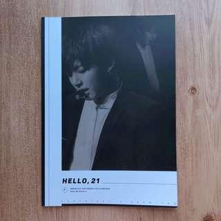 [PLEASE CHECK PHOTOS] BTS JUNGKOOK FANSITE EXHIBITION PHOTOBOOK
