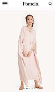 Maxi Batwing Sleeve Loose Dress
