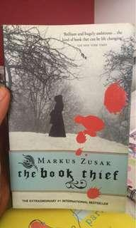 BOOKS - the book thief