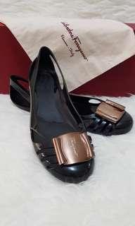Salvatore Ferragamo Bermuda Jelly Shoes