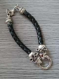 黑色金屬手鍊