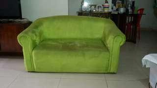 #LetGoCarousell# Jual Cepat Sofa Baru
