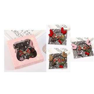 🚚 Christmas Hair Accessories Gift Box 1 (NGS 005)