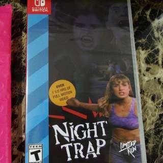 Nintendo Switch Game Night Trap