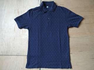 Polo shirt print UNIQLO