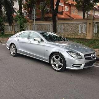 Mercedes CLS350 AMG UK Import W218 CLS 350 2013