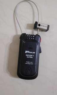 Targus Defcon 1 Ultra - portable Kensington lock