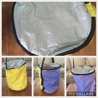 Round cooler cover