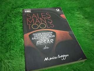Buku Sales Man's Tools