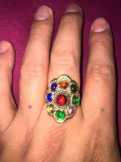 Naga stone ring 水龙珠