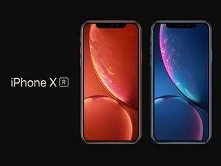 *NEW* Iphone XR 64gb Black BNIB