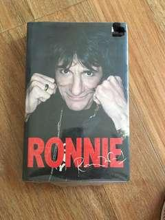 Ronnie Wood- Rolling stones