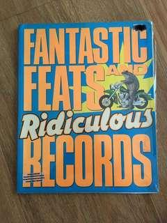 Fantastic and ridiculous records