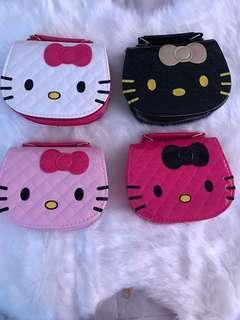 Hello Kitty Hand Bag/ Sling Bag