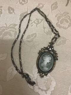 Long Vintage Necklace